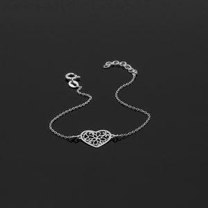 Naszyjnik srebrny w różnych odsłonach