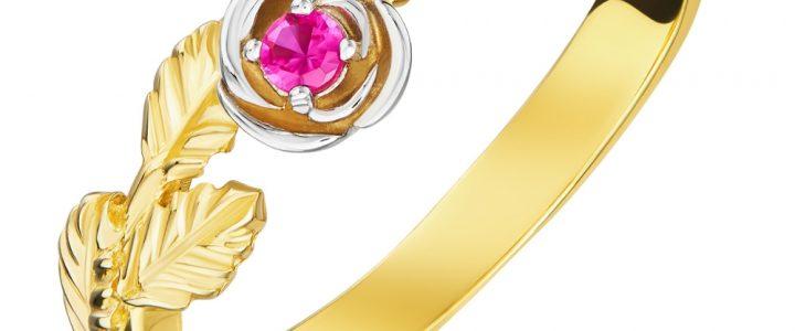 Złote pierścionki próba 585 – zawsze w cenie